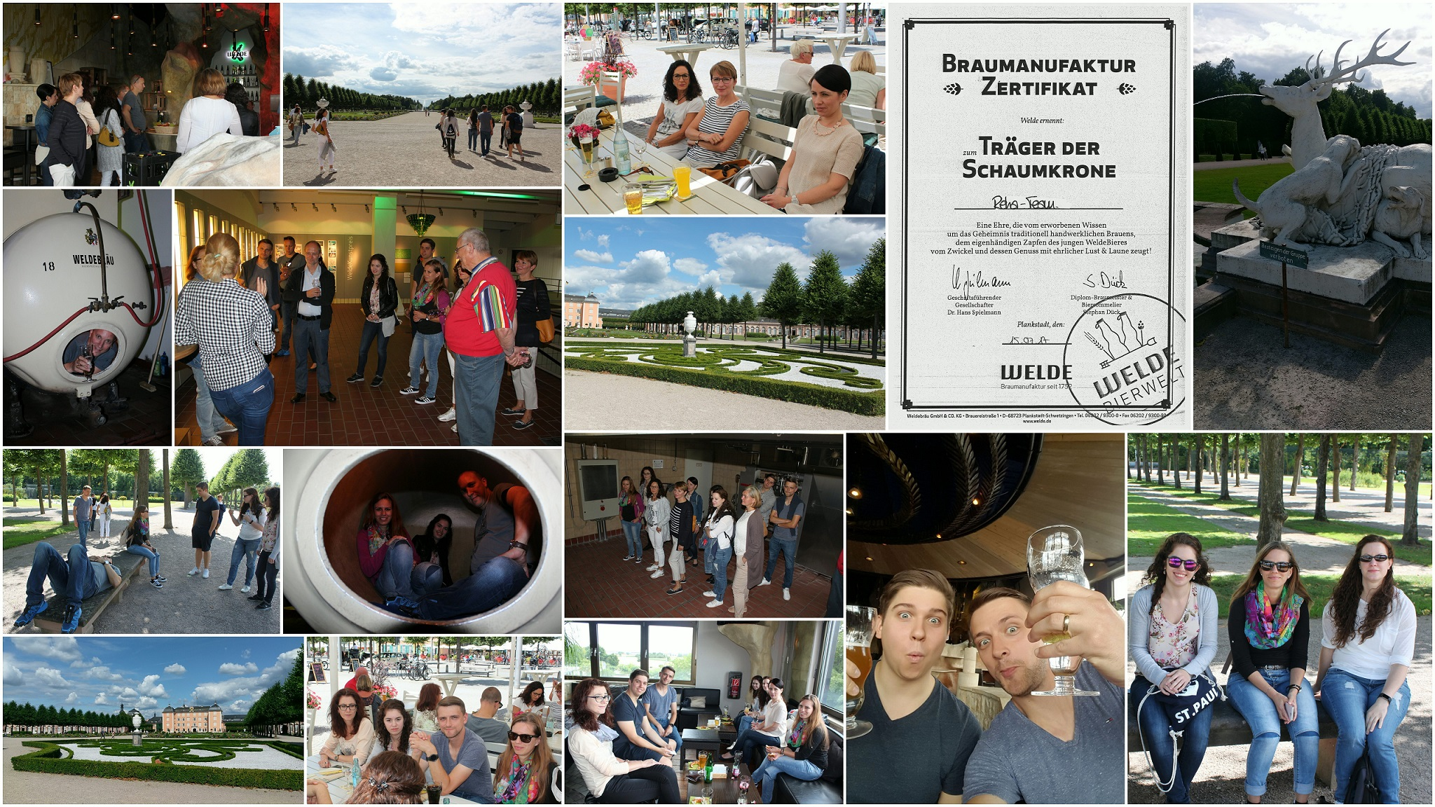 Collage Ausflug 2017